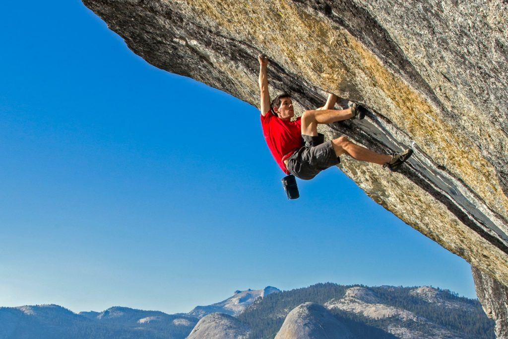 Alex Honnold Will Launch His Own 'Climbing Gold' Podcast